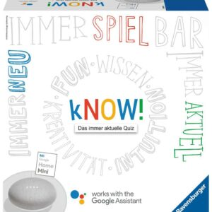 Know quiz google mini
